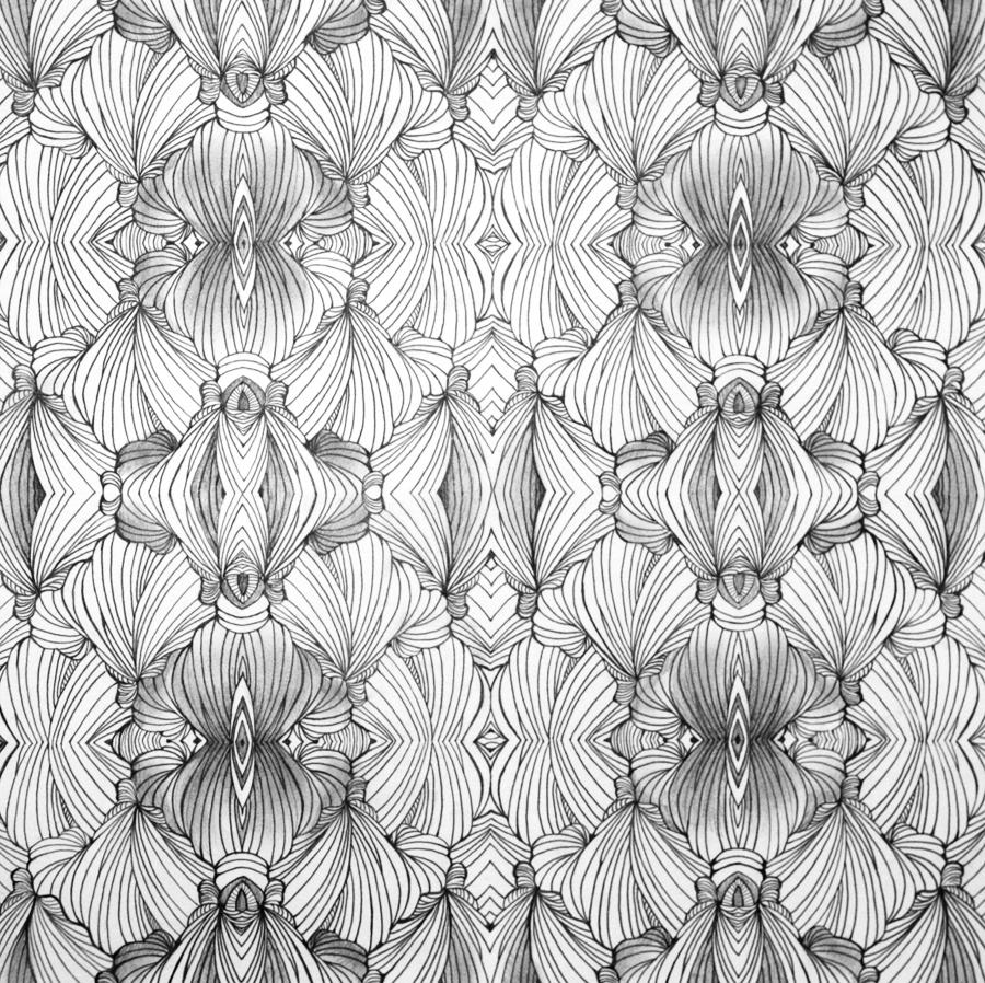 Mirrored Tessellation