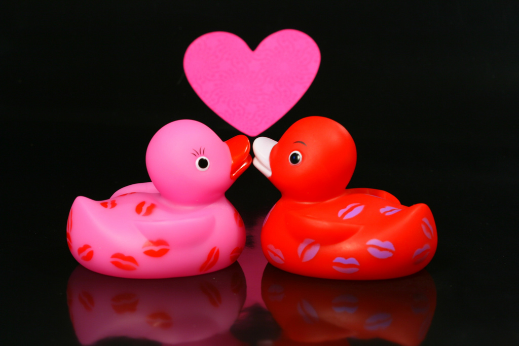 Love Is In the Air by Janet Towbin
