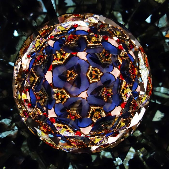 Kaleidoscope 4 by Janet Towbin
