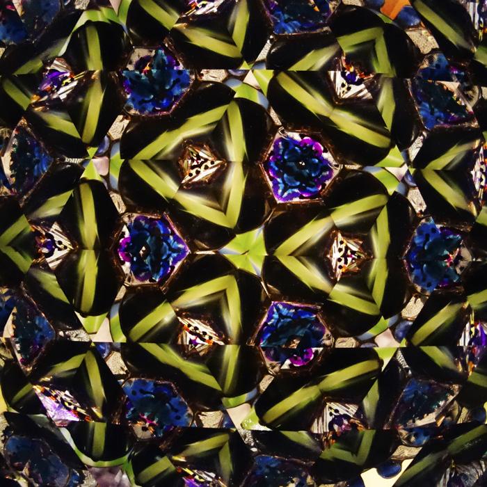 Kaleidoscope 1 by Janet Towbin