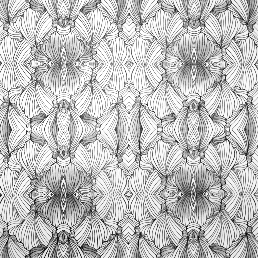 Mirrored Tessellation